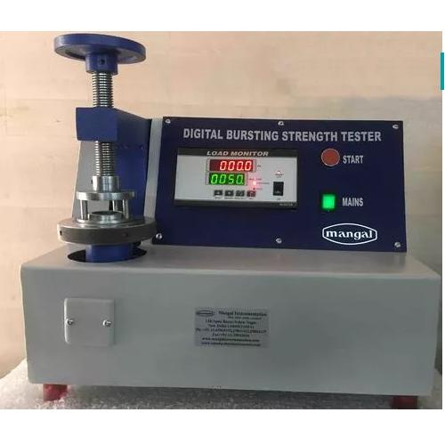 Bursting Strength Tester Mangal Instrumentation